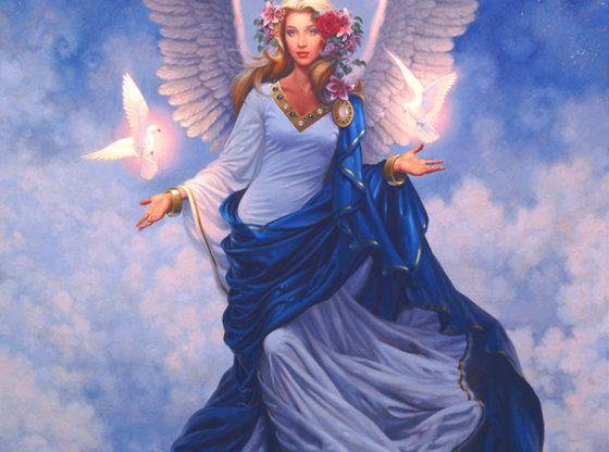 Haniel angyal - Szerelmi angyalmágia a szerelem angyalaival
