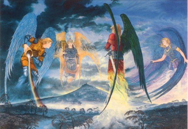 Válassz egy arkangyalt, hogy megtudd, mit üzen Számodra!