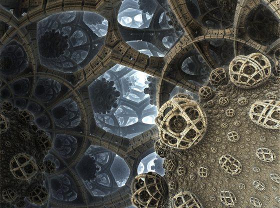 Avalóság fraktálisan holonisztikus természetű