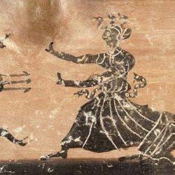 P23.19 Poszeidón, Gorgó és Medúsza. I.e. 5. sz.