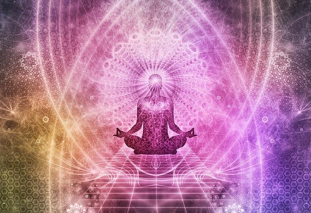 A test van a lélekben, a fizikai világ a spirituális univerzumban