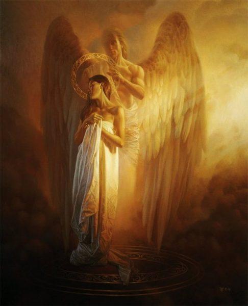 Angyalmágia - a múlt elengedése a négy arkangyal segítségével