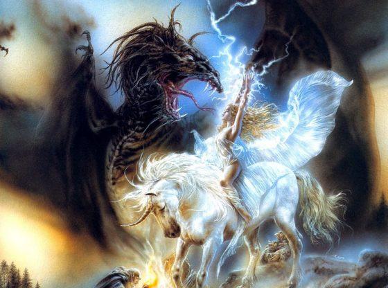unikornis mágia aureion.hu pegazus angyal angyalmágia