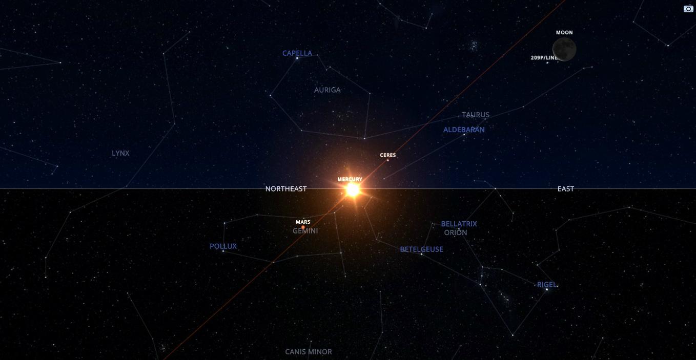 Summer Solstice JuNyári napforduló 2017 június 21 égbolt