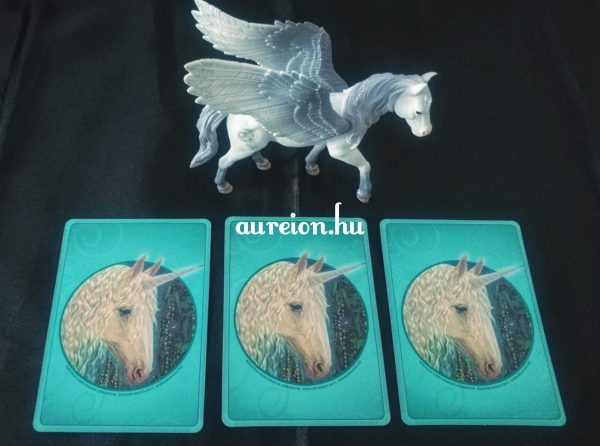 Unikornisok Üzenete Neked - 3 kártya