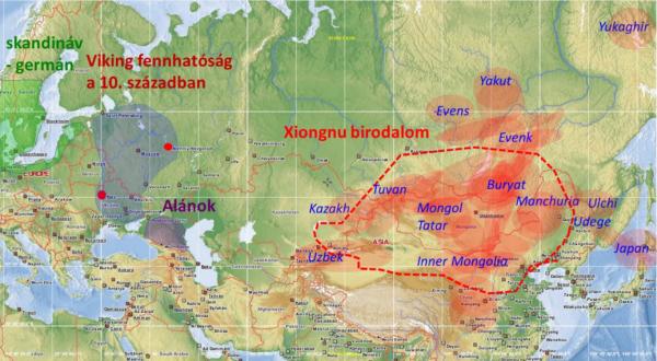 Hun szállásterület